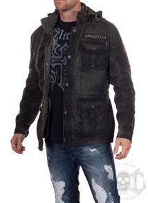 Affliction Platoon Leader Jacket