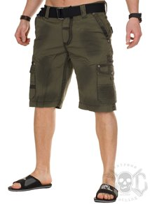 Affliction Wild Law Cargo Shorts