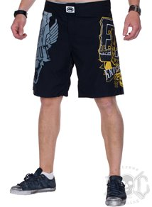 Amped Up Boardshorts, Black