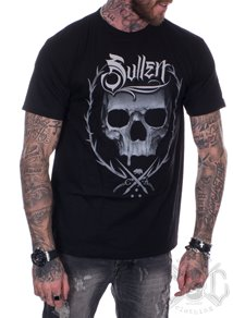 Sullen Throne Badge Tee