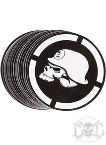 Metal Mulisha Scope 6 inch Sticker