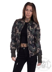Sixth June Bomber Camouflage