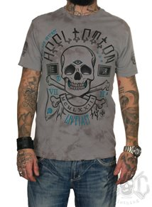 Affliction Devils Playground Tee
