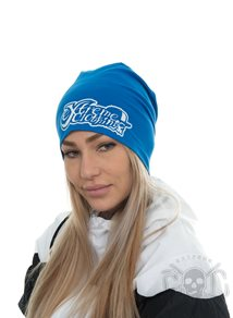 eXc eXtremeClothing Beanie, Sapphire Blue