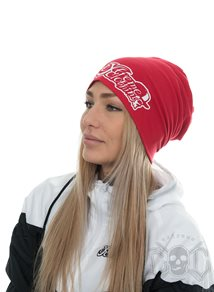 eXc eXtremeClothing Beanie, Red